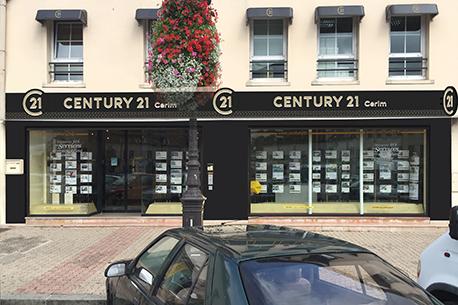 CENTURY 21 Cerim - Agence immobilière - Melun