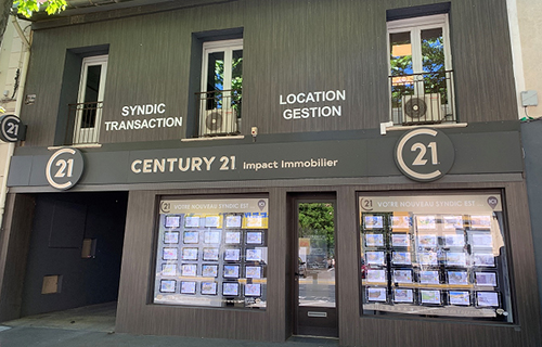 CENTURY 21 Impact Immobilier