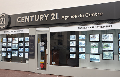 Agence immobilièreCENTURY 21 Agence du Centre, 91380 CHILLY MAZARIN