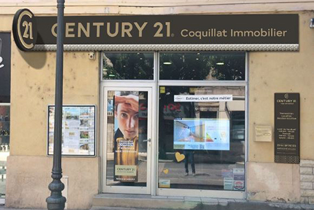 CENTURY 21 Coquillat Immobilier