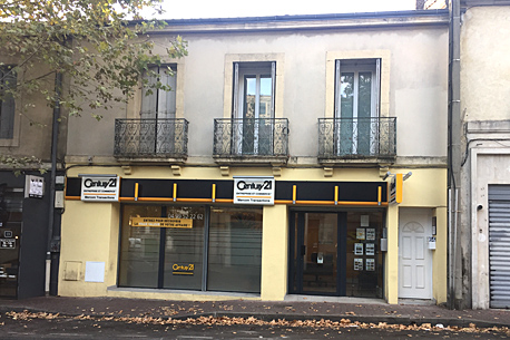 CENTURY 21 Mercom Transactions - Agence immobilière - Montpellier