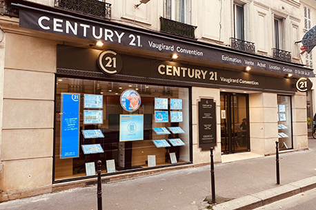 CENTURY 21 Action Pierre Vaugirard