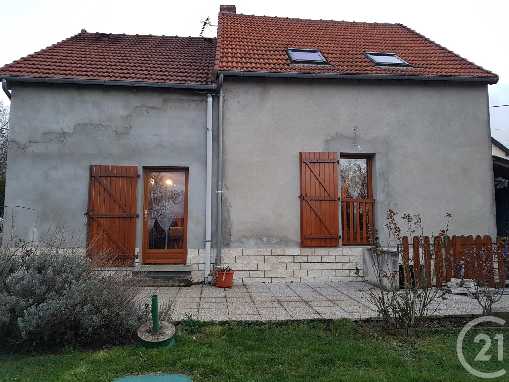 Maison Avec Travaux 77 maison 5 pièces à vendre – durdat larequille (03310) – ref