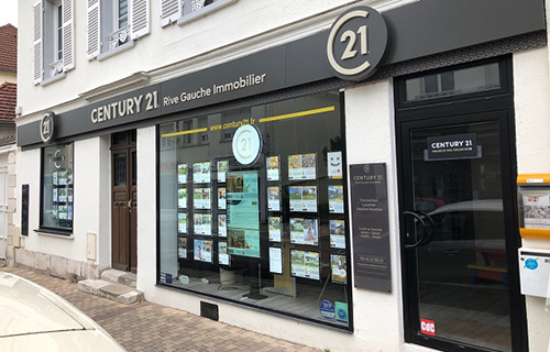 CENTURY 21 Rive Gauche Immobilier