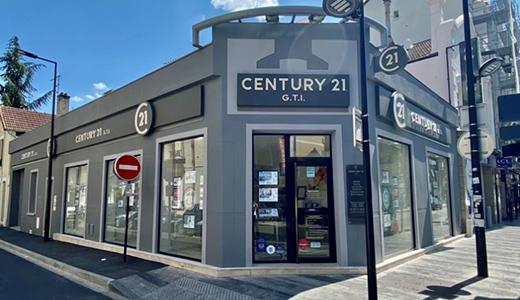 Century 21 G.t.i. - Agence immobilière - Sartrouville