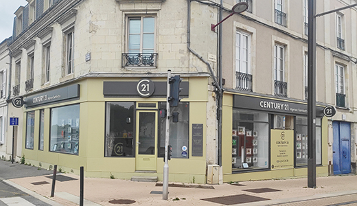 Agence immobilièreCENTURY 21 Agence Gambetta, 72000 LE MANS