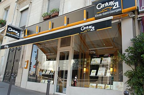 CENTURY 21 Etude Saint-Georges - Agence immobilière - Paris