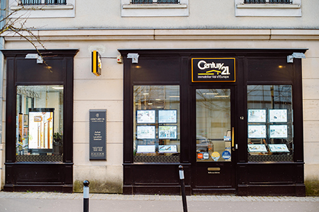 Agence immobilièreCENTURY 21 Immobilier Val d'Europe, 77700 SERRIS