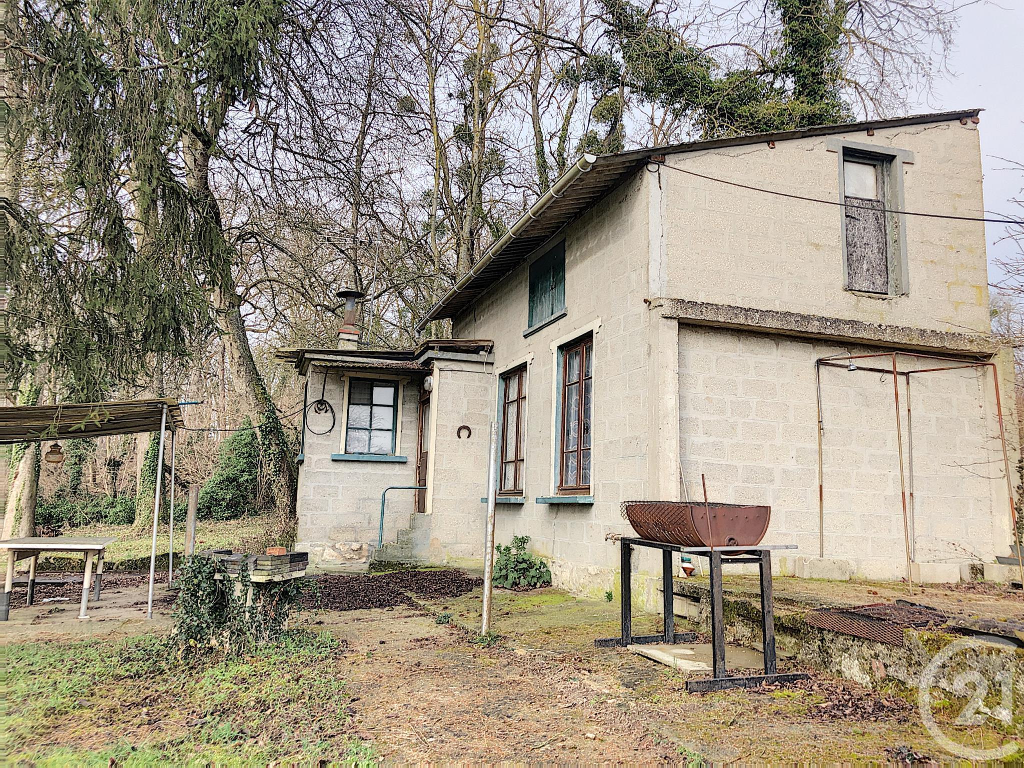 Maison Avec Travaux 77 maison 2 pièces à vendre – dormelles (77130) – ref. 14442