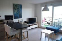 Location appartement - ANTIBES (06600) - 54.4 m² - 3 pièces