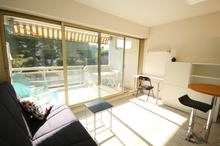 Location appartement - ANTIBES (06600) - 19.6 m² - 1 pièce