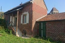 Vente maison - CHIRY OURSCAMPS (60138) - 63.1 m² - 3 pièces