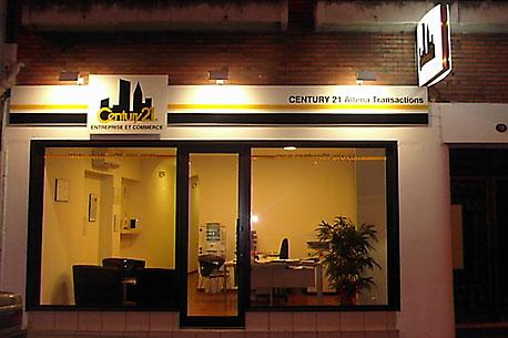 vente restaurant century 21