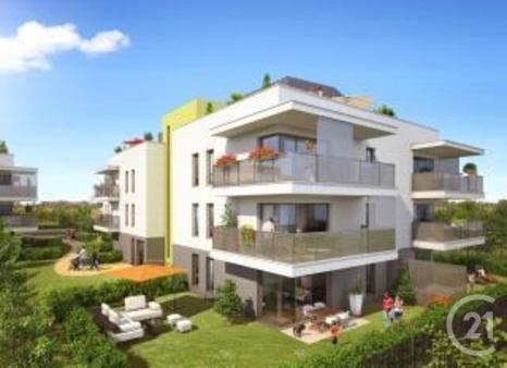 appartement f2 2 pi ces vendre thonon les bains 74200 ref 4719 century 21. Black Bedroom Furniture Sets. Home Design Ideas