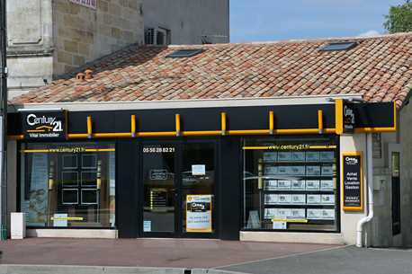 Agence immobilièreCENTURY 21 Vital Immobilier, 33520 BRUGES