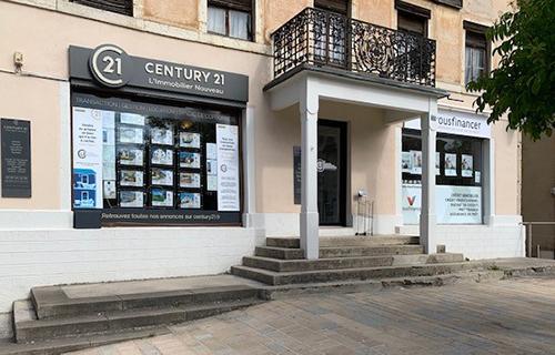 CENTURY 21 L'Immobilier Nouveau - Agence immobilière - Maîche