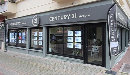 CENTURY 21 Accore - Agence immobilière - Saint-Valery-en-Caux