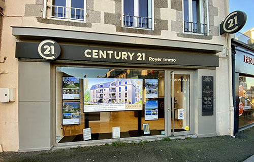 Agence immobilièreCENTURY 21 Royer Immo, 50380 ST PAIR SUR MER