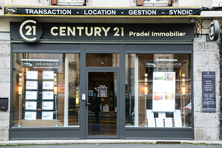 Agence immobilièreCENTURY 21 Pradel Immobilier, 15000 AURILLAC