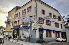 Vente appartement - PONTARLIER (25300) - 43.3 m² - 2 pièces