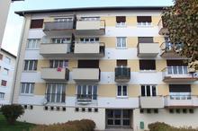 Vente appartement - PONTARLIER (25300) - 47.0 m² - 3 pièces
