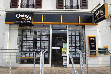 CENTURY 21 Confluences - Agence immobilière - La Machine