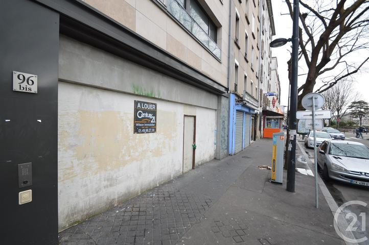 Local commercial à louer - 66.0 m2 - 93 - Seine-Saint-Denis