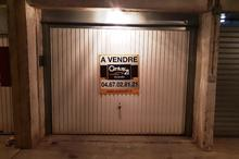 Vente parking - MONTPELLIER (34070) - 18.0 m²