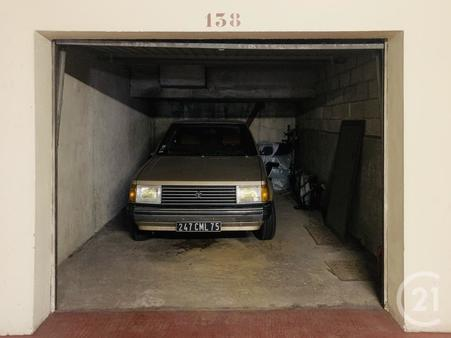Parking à vendre - 16,23 m2 - PARIS - 75012 - ILE-DE-FRANCE