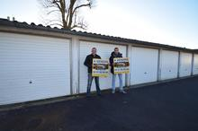 Vente parking - BAYEUX (14400) - 15.0 m²