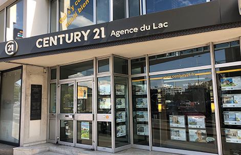CENTURY 21 Agence du Lac - Agence immobilière - Annemasse