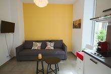 Location appartement - NICE (06000) - 17.0 m² - 1 pièce
