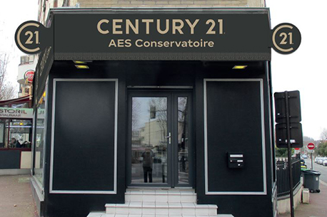 CENTURY 21 AES Conservatoire - Agence immobilière - Antony