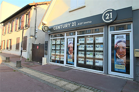 Agence immobilièreCENTURY 21 ASF Immo, 78190 TRAPPES