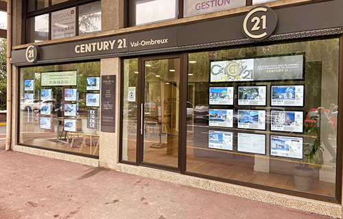 CENTURY 21 Val Ombreux