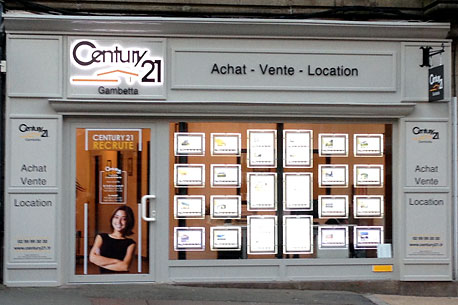 Agence immobilièreCENTURY 21 Gambetta, 35300 FOUGERES