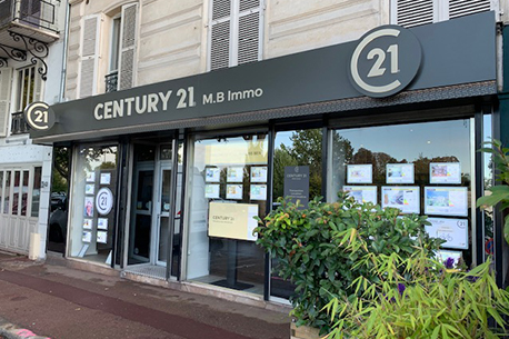 Agence immobilièreCENTURY 21 M.B Immo, 78380 BOUGIVAL