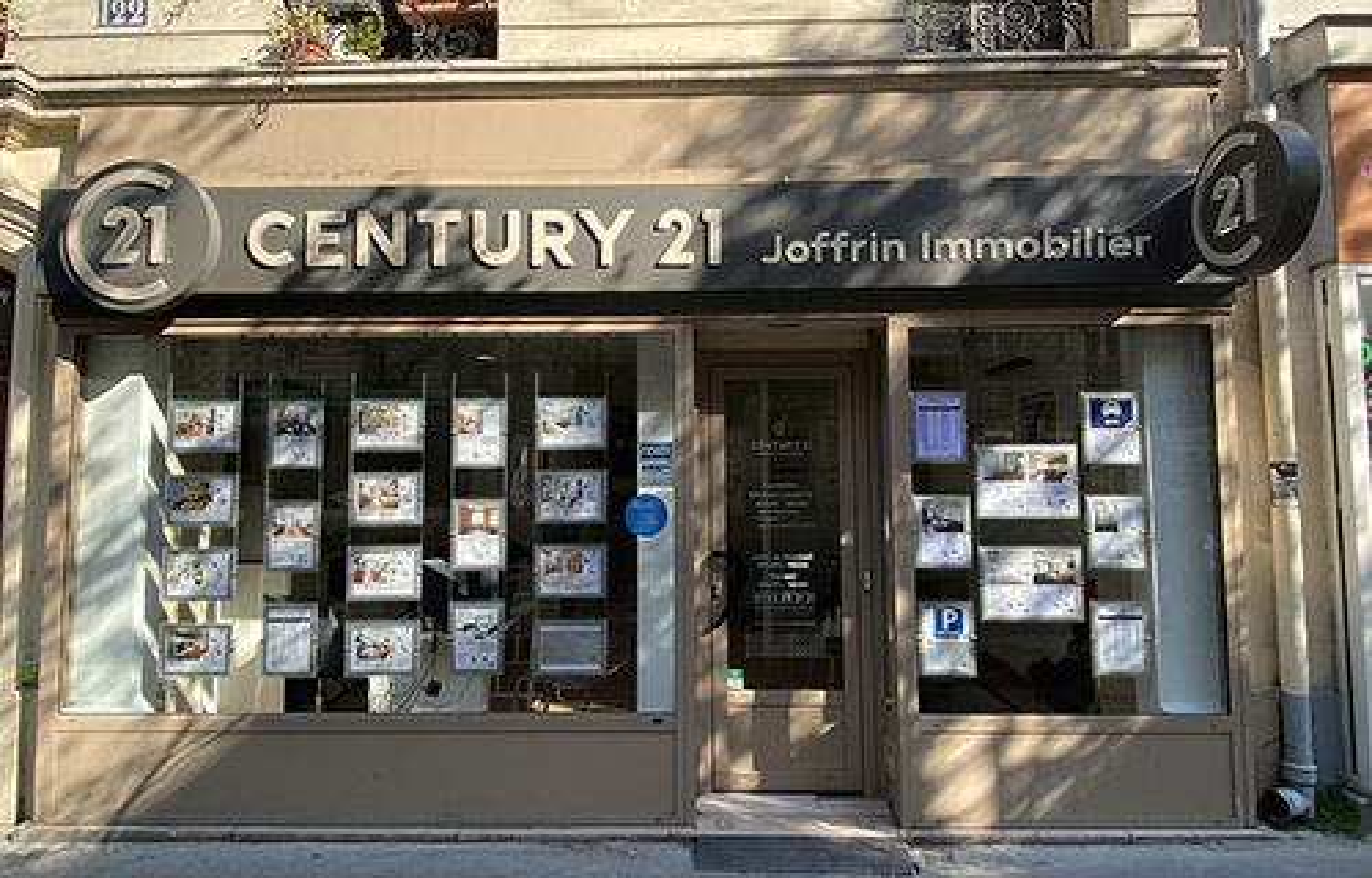 CENTURY 21 Joffrin Immobilier - Agence immobilière - Paris