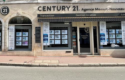 CENTURY 21 Agence Massot-Nouveau - Agence immobilière - Beaune