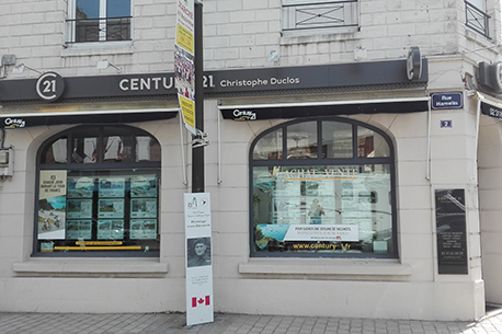 Agence immobilièreCENTURY 21 Cabinet Mabille, 14130 PONT L EVEQUE