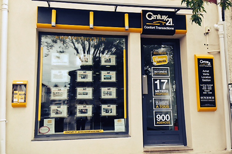 Agence immobilièreCENTURY 21 Confort Transactions, 69730 GENAY