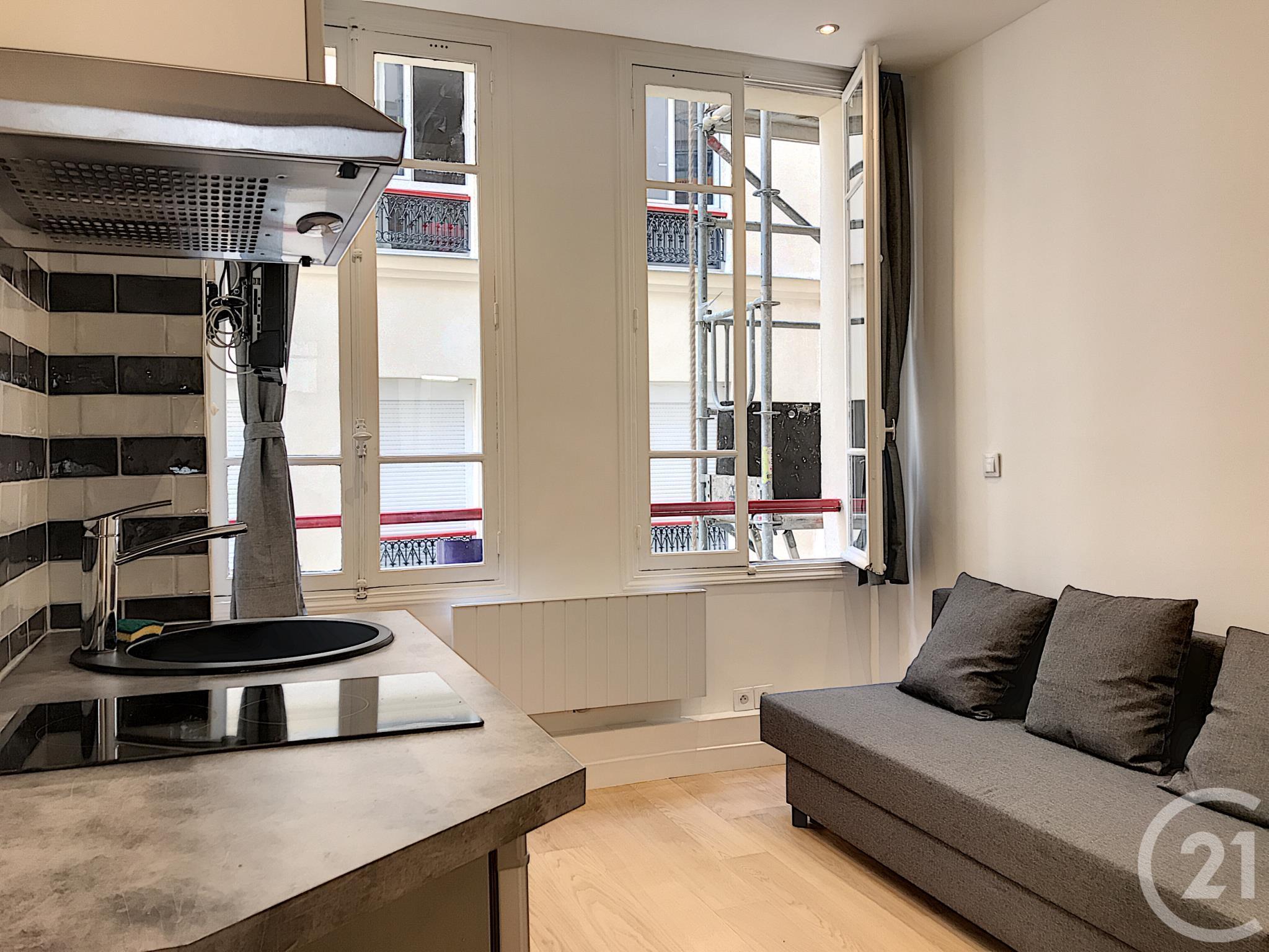 Appartement f1 1 pi ce louer paris 75009 ref 1379 - Location meublee paris reglementation ...