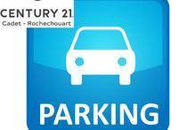 Location parking - PARIS (75011) - 11.8 m²