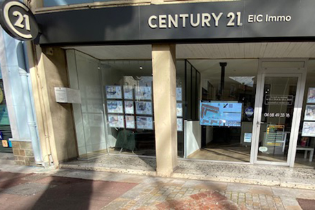 Agence immobilièreCENTURY 21 EIC Immo, 11100 NARBONNE