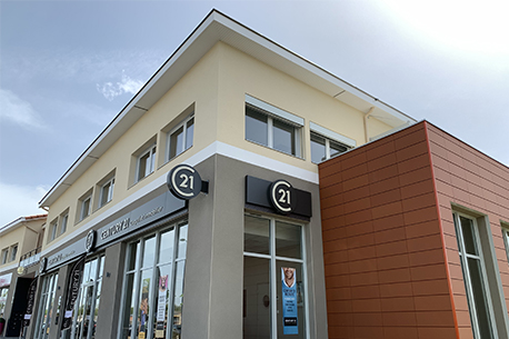 Agence immobilièreCENTURY 21 Coquillat Immobilier, 69220 BELLEVILLE