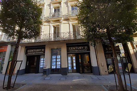 Agence immobilièreCENTURY 21 Comminges Immobilier, 34500 BEZIERS