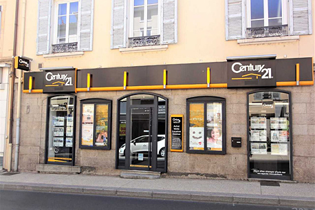 Agence immobilièreCENTURY 21 Immobilieur, 69600 OULLINS