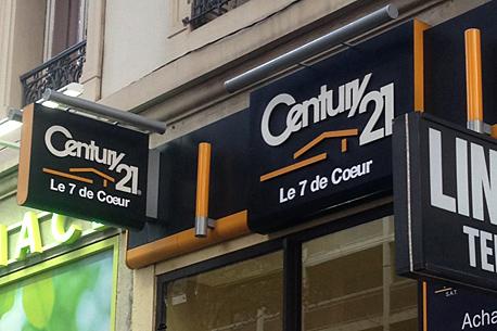 CENTURY 21 Le 7 de Coeur - Agence immobilière - Lyon