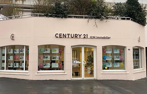 CENTURY 21 ICM Immobilier - Agence immobilière - Meaux