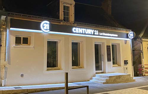 Agence immobilièreCENTURY 21 Agence Nationale, 37000 TOURS